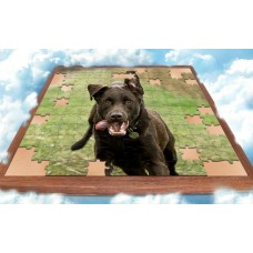 Puzzle magnetic personalizat A5